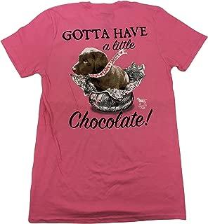 Gotta Have A Little Chocolate-T-Shirt