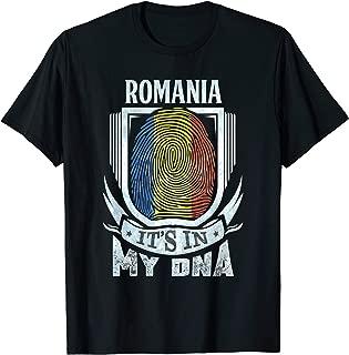 Romania Romanian Shirt T-Shirt