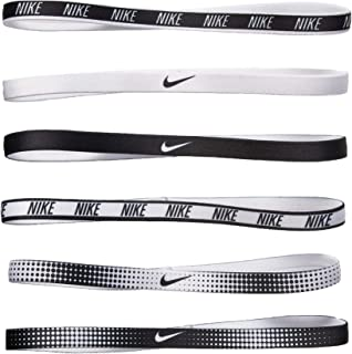 Women's Printed Headbands Assorted 6PK White/Black Size...