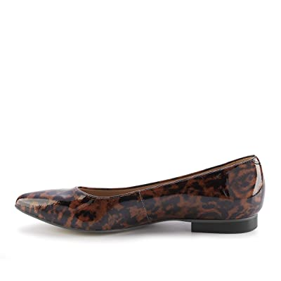 Walking Cradles Reece (Leopard Patent) Women