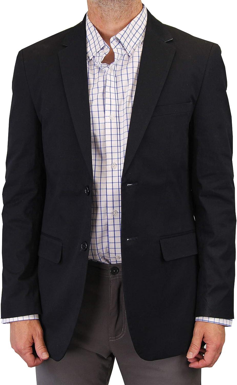 Mens Casual Blazer Sport Coat Jacket
