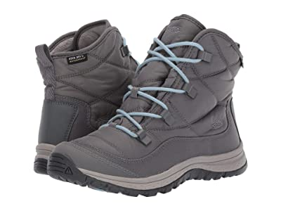 Keen Terradora Ankle Waterproof (Steel Grey/Paloma) Women