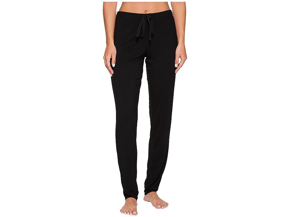 Natori Feathers Essential Pants (Black) Women