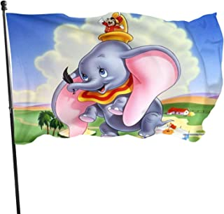 Criss Garden Flags Dumbo Et Banner Patio Lawn & Garden Outdoor Decoration Flags