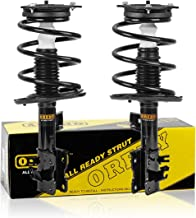 OREDY Front Left & Right 2 Pieces Complete Struts Assembly Shock Coil Spring Assembly Kit 11596 4214-1428 172392 Compatible with 2007 2008 2009 2010 2011 Altima Hybrid Models 4Cly 2.5L FWD