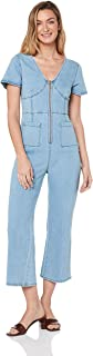 Finders Keepers Women's Claudia Denim Jumpsuit