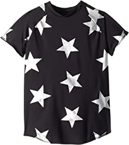 Silver Star Rashguard (Little Kids/Big Kids)