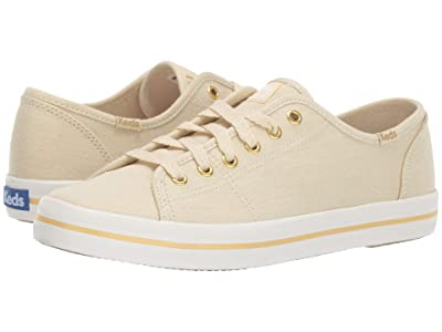 Keds Kickstart Lurex Denim (Cream Lurex Denim) Women