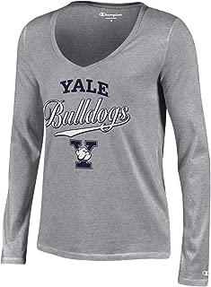 NCAA Women's University Long Sleeve V-Neck T-Shirt