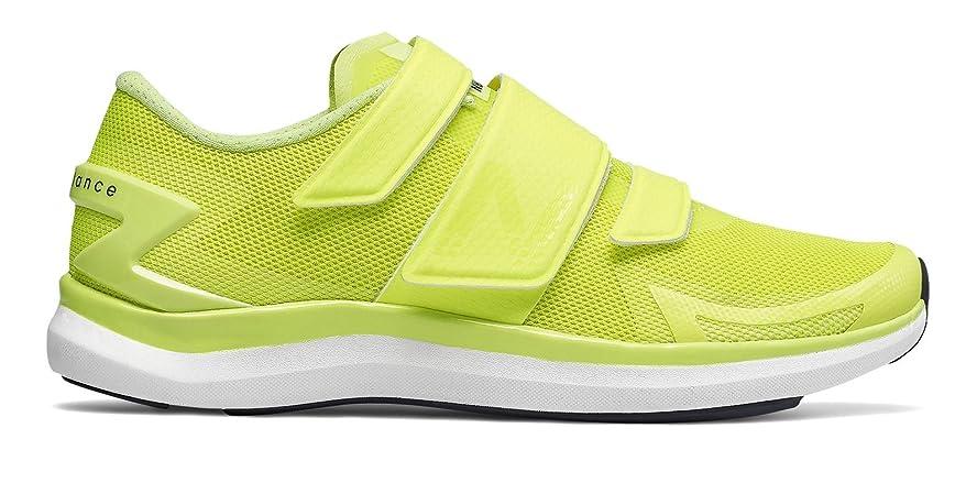 タイピストアストロラーベ楽しい(ニューバランス) New Balance 靴?シューズ レディーストレーニング NBCycle WX09 Solar Yellow with White イエロー ホワイト US 6 (23cm)
