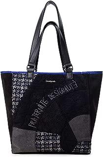 Luxury Fashion   Desigual Womens 19WAXA57BLACK Black Tote   Fall Winter 19