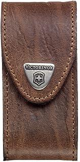 Victorinox 4.0545 Funda de Piel Marrón para Herramientas Tipo Oficial 1.6 y 1.7 de 91 mm