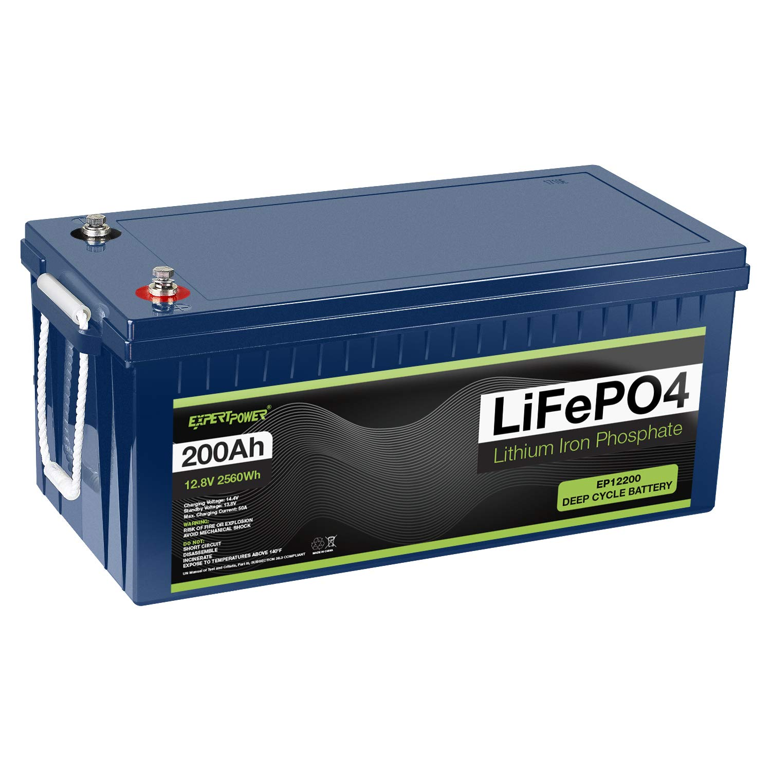 ExpertPower Deep Cycle Rechargeable Battery
