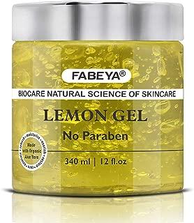 FABEYA Lemon Gel, 340 ml