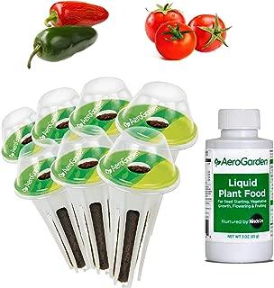AeroGarden 800547-0208 Salsa Garden Seed Pod Kit, 7