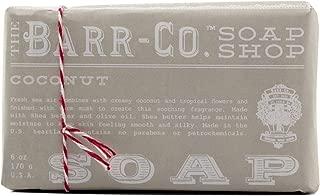 Coconut Triple Milled Soap - 6 Ounces