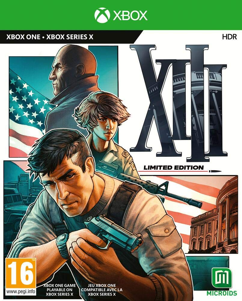 XIII - Limited Genuine Edition One Xbox Outlet SALE