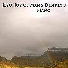 Jesu, Joy of Man's Desiring Piano