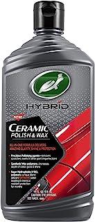 Turtle Wax 53412 Hybrid Solutions - Cera y Esmalte de cerámica (14 onzas líquidas)