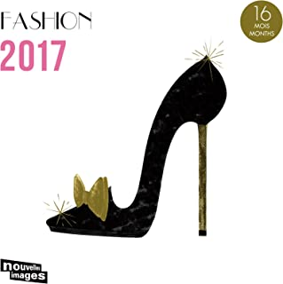 Nouvelles Images Fashion calendario de 2017, con 16meses (idioma español no garantizado) 14,5 x 14,5 cm