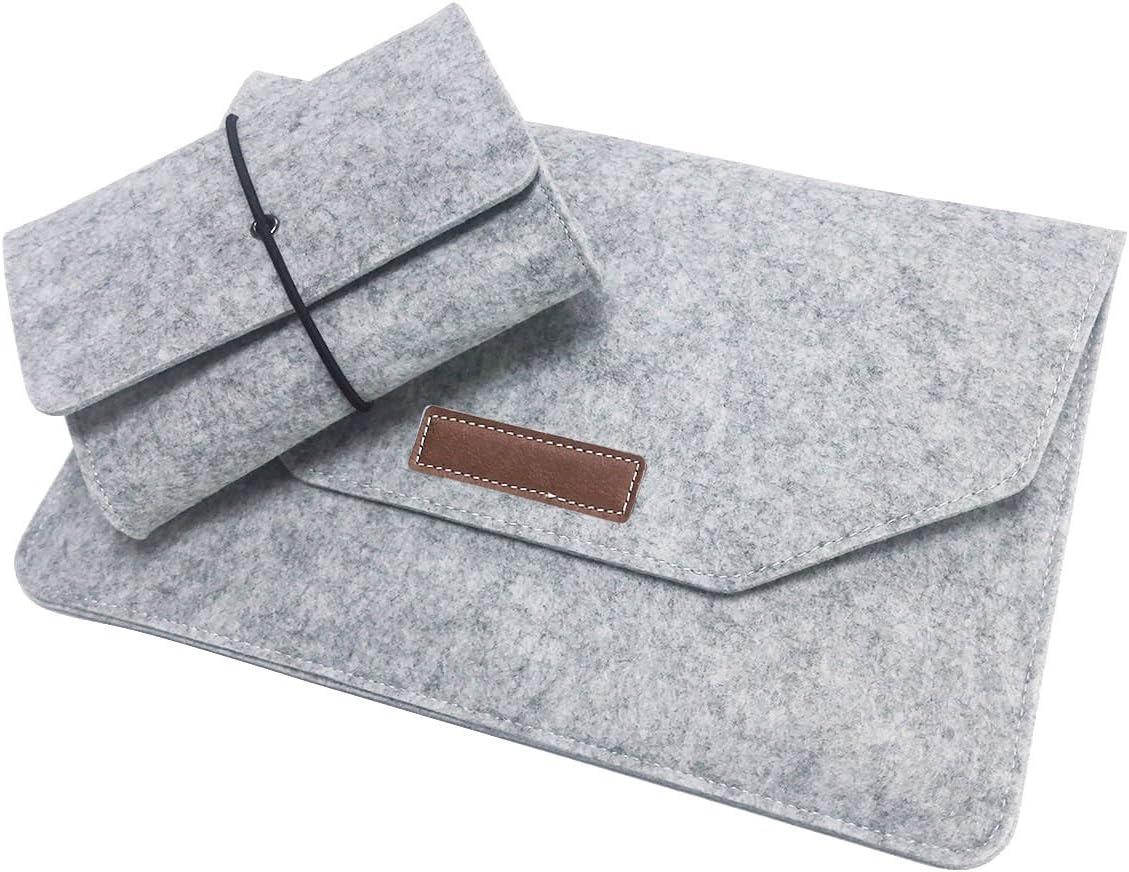 Binguowang14-15.4 inch Felt Discount mail order Laptop Sleeve 15 Case for Macbo Memphis Mall