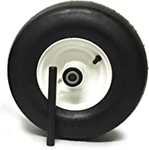MowerPartsGroup (1) Walker Pneumatic Tire Assembly 13x6.50-6 Replaces 5035, 5035-1, 5036