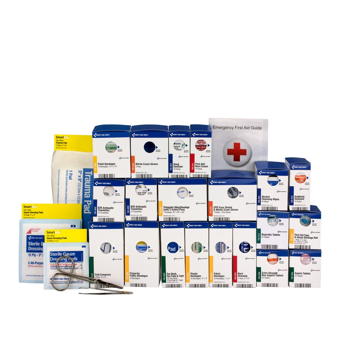 Max 44% OFF First Aid Only Large SmartCompliance Piece trust 241 Ref Kit