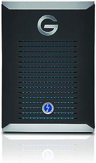 G-Technology 2TB G-Drive Mobile Pro SSD Portable Professional Grade External Storage - Thunderbolt 3-0G10312