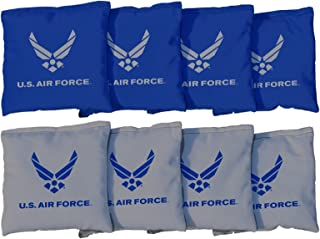 Victory Tailgate 8 Air Force Regulation All Weather Cornhole Bags
