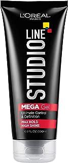 L'Oreal Paris Studio Line Mega Hair Gel, 6.8 Fl Oz