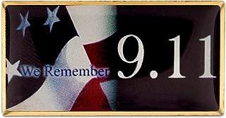 PinMart We Remember 9-11 September 11 Lapel Pin