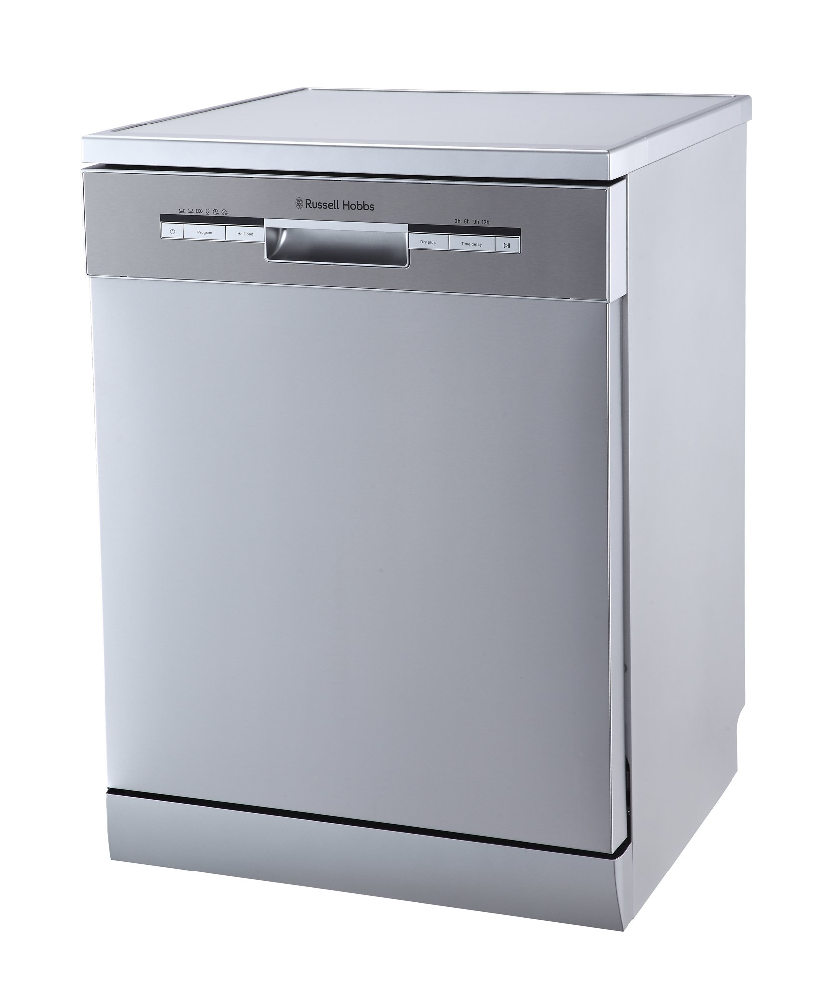 Silver Bosch Serie 2 Active Water SMS25AI00G 12 Place Freestanding ...