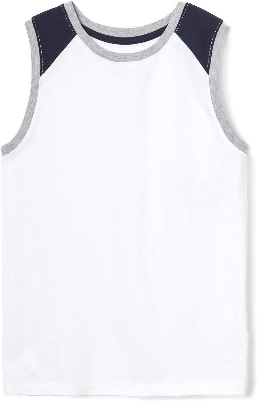 French Toast Boys' Sleeveless T-Shirt Muscle Tee