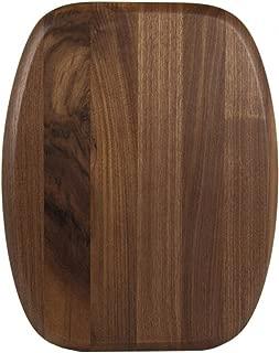 Architec Luxe Grip Natural Walnut Cutting Board, 11 x 14 Inch