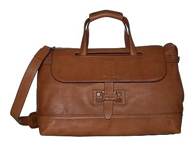 Frye Bowery Duffle Bag (Caramel) Bags