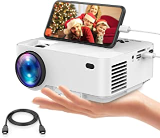 dbpower mini led projector rd805