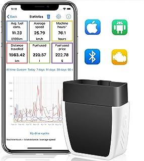 GEMWON ELM327 OBD2 Scanner Bluetooth 4.0 Lecteur de Code OBDII Outil de Diagnostic..