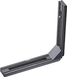 Novoflex 188 x 225 mm große L Halterung mit Skala für Q Basis System (QPL VR PRO)