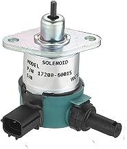 May Fuel Shut Off Solenoid 17208-60015 17208-60016 17208-60017 17208-60010 Fits Kubota V1205 V1505 V1305 D1105 D1005 D905 Mower Excavator Tractor Generator