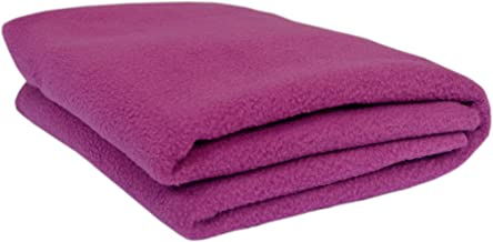 Trance Home Linen Baby Dry Sheets/100% Waterproof/Soft/Mattress Protector/Breathable/Underpad (Berry Pink, Medium)