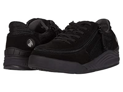 BILLY Footwear Comfort Classic Lo (Black/Charcoal) Men