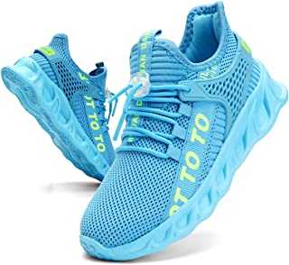 Boy Shoes Athletic Running Fashion Sneakers Walking...