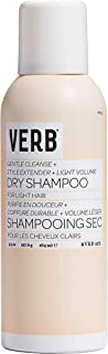 Verb Dry Shampoo - Gentle Cleanse Style Extender Light Volume