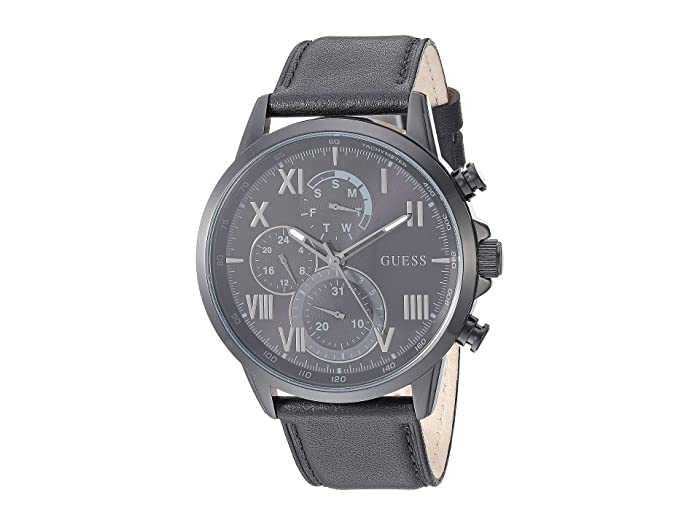 GUESS  GW0011G2 (Black/Gunmetal) Watches