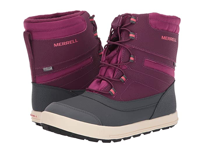 Merrell Kids Snow Drift Waterproof (Toddler/Little Kid/Big Kid)