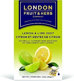Lemon & Lime Zest - 20bags