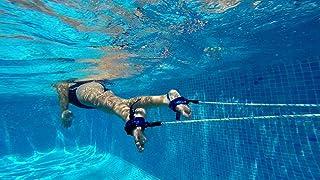 comprar comparacion Nadathlon 001 Nadador Estático, Adultos Unisex, Azul, Talla Única