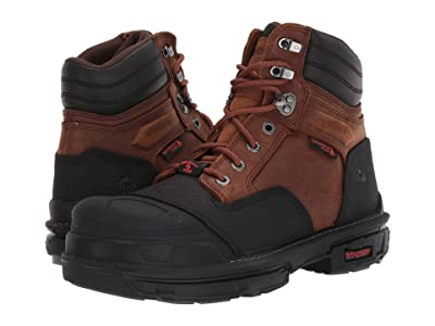 Wolverine Yukon CarbonMax 6 Boot (Brown) Men