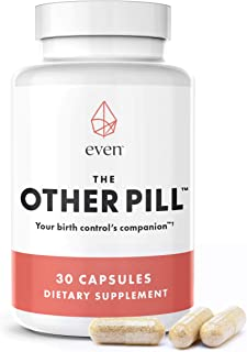 The Other Pill, Your Birth Control's Companion, Replenish Nutrients Lost When Taking Oral Contraceptives, The Pill, The Patch and Other Form of Birth Control, Women's Dietary Supplement, 30 Capsules