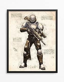 titan destiny art